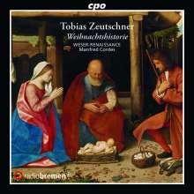 Tobias Zeutschner (1621-1675): Weihnachtsmusiken, CD
