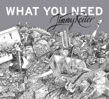 Jimmy Reiter: What You Need (180g) (handsigniert), LP