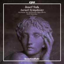 Josef Suk (1874-1935): Asrael-Symphonie op.27, CD