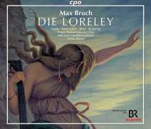 Max Bruch (1838-1920): Die Loreley (Oper in 4 Akten), 3 CDs