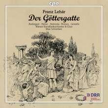 Franz Lehar (1870-1948): Der Göttergatte, 2 CDs