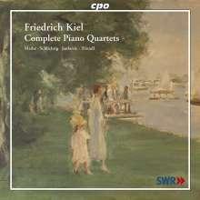 Friedrich Kiel (1821-1885): Klavierquartette Nr.1-3, CD
