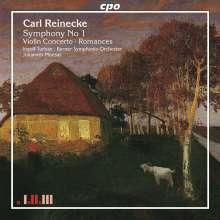 Carl Heinrich Reinecke (1824-1910): Violinkonzert op.141, CD
