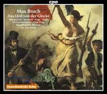 Max Bruch (1838-1920): Das Lied von der Glocke op.45, 2 CDs