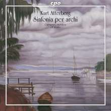 Kurt Atterberg (1887-1974): Sinfonia per archi op.53, CD