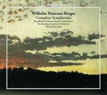 Wilhelm Peterson-Berger (1867-1942): Symphonien Nr.1-5, 5 CDs