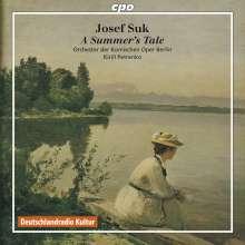 Josef Suk (1874-1935): Ein Sommermärchen op.29, CD