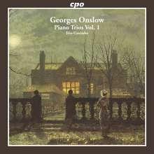 Georges Onslow (1784-1852): Klaviertrios Vol.1, CD