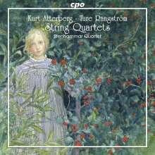 Kurt Atterberg (1887-1974): Streichquartette op.11 & 39, CD