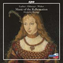 Musik der Reformation, CD