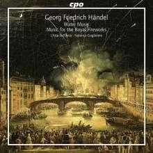 Georg Friedrich Händel (1685-1759): Feuerwerksmusik HWV 351, Super Audio CD