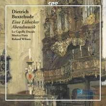 Dieterich Buxtehude (1637-1707): Eine Lübecker Abendmusik (7 Kantaten), CD