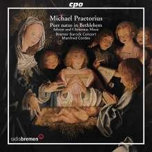Michael Praetorius (1571-1621): Chormusik zu Advent und Weihnachten, CD