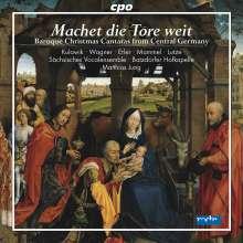 """Mitteldeutsche Weihnacht """"Machet die Tore weit"""", CD"""