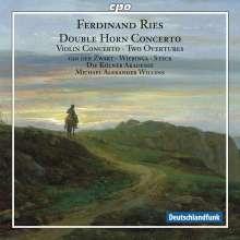 Ferdinand Ries (1784-1838): Violinkonzert op.24, CD
