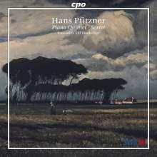 Hans Pfitzner (1869-1949): Klavierquintett op.23, CD
