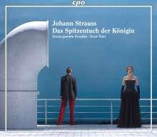 Johann Strauss II (1825-1899): Das Spitzentuch der Königin, 2 CDs