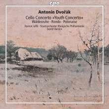 Antonin Dvorak (1841-1904): Cellokonzert A-Dur (Jugendkonzert 1865), CD