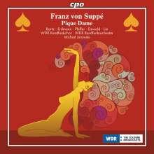 Franz von Suppe (1819-1895): Pique Dame, CD