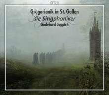 Gregorianische Gesänge aus St.Gallen, 3 CDs