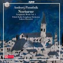 Andrzej Panufnik (1914-1991): Orchesterwerke Vol.1, CD