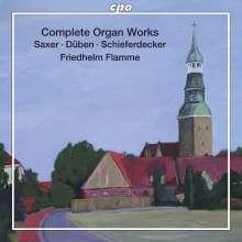 Norddeutsche Orgelmeister, Super Audio CD