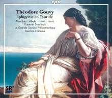 Louis Theodore Gouvy (1819-1898): Iphigenie en Tauride op.7, 2 CDs