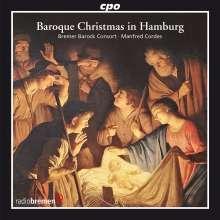 Weihnachtliche Barockmusik aus Hamburg, CD