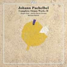 Johann Pachelbel (1653-1706): Sämtliche Orgelwerke Vol.2, 2 Super Audio CDs