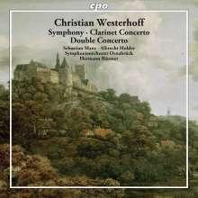 Christian Wilhelm Westerhoff (1763-1806): Symphonie Es-Dur, CD