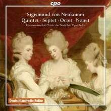 Sigismund Ritter von Neukomm (1778-1858): Kammermusik, CD