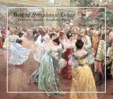 Franz Lehar (1870-1948): Orchesterwerke, 3 CDs