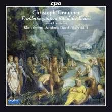 Christoph Graupner (1683-1760): Bass-Kantaten, CD