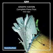 Joseph Haydn (1732-1809): Sämtliche Klaviertrios, 9 CDs