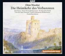 Otto Nicolai (1810-1849): Die Heimkehr des Verbannten (Oper in 3 Akten), 2 CDs