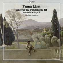 Franz Liszt (1811-1886): Annees de Pelerinage (3.Jahr), CD