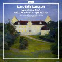 Lars-Erik Larsson (1908-1986): Orchesterwerke Vol.1, Super Audio CD