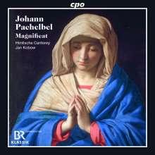 Johann Pachelbel (1653-1706): Geistliche Werke, CD