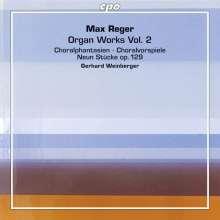 Max Reger (1873-1916): Orgelwerke Vol.2, 2 Super Audio CDs