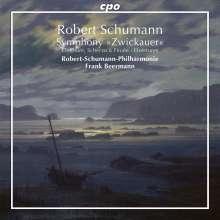 Robert Schumann (1810-1856): Zwickauer Symphonie, Super Audio CD