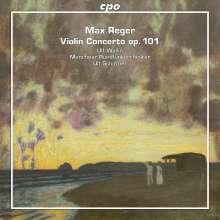 Max Reger (1873-1916): Violinkonzert op.101, Super Audio CD