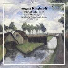 August Klughardt (1847-1902): Symphonie Nr.4 c-moll op.57, CD