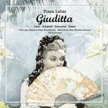 Franz Lehar (1870-1948): Giuditta, 2 CDs