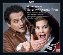 Richard Strauss (1864-1949): Die schweigsame Frau, 3 CDs