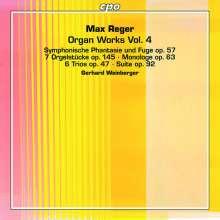 Max Reger (1873-1916): Orgelwerke Vol.4, 2 Super Audio CDs
