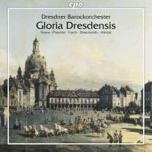 Gloria Dresdensis - Orchesterwerke aus Dresden, CD