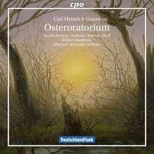 Carl Heinrich Graun (1703-1759): Osteroratorium, CD