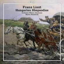 Franz Liszt (1811-1886): Franz Liszt - The Sound of Weimar Vol.6, CD