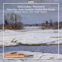 Mieczyslaw Weinberg (1919-1996): Kammermusik, CD