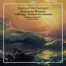 """Siegmund von Hausegger (1872-1948): Symphonische Variationen über ein Kinderlied """"Aufklänge"""", CD"""
